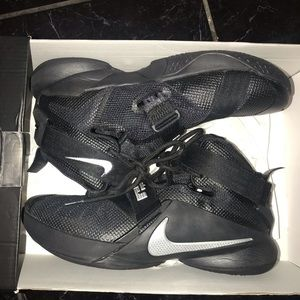 Nike Shoes - Lebron Soldier IX Basketball Shoes